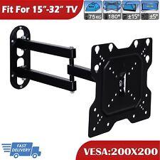 Tilt Swivel TV Wall Bracket Mount For 14 17 19 20 22 23 27 30 32 inch Cantilever