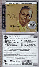 Nat King Cole , Love Is The Thing (CD_Super Audio CD_Hybrid Multichannel)