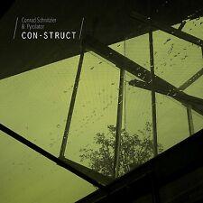 CONRAD & PYROLATOR SCHNITZLER - CON-STRUCT  VINYL LP + CD NEU