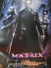 THE MATRIX MOVIE ONE SHEET POSTER (87x57cm)  PICTURE PRINT NEW ART