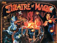THEATRE of MAGIC Complete LED Kit custom SUPER BRIGHT PINBALL LED KIT