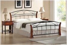 Metallbett Bett - Atlanta 160 X 200 incl. Lattenrost Bettgestell Holzbett Bett
