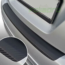 LADEKANTENSCHUTZ Lackschutzfolie für PEUGEOT 207 CC Cabrio ab '07 Carbon schwarz