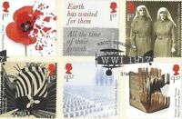 GB 2017 FDC UNADDRESSED ADDRESSED ALL ISSUES FROM ANCIENT BRITAIN-STAR WARS PSB