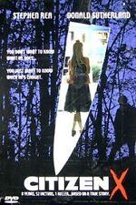 Citizen X 0026359118524 DVD Region 1