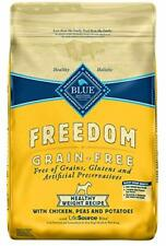 Blue Buffalo Freedom Adult Healthy Weight Chicken Dog Food