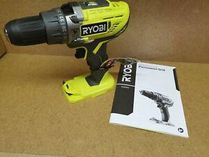 Ryobi 18v  Cordless precussion Hammer Drill brand new