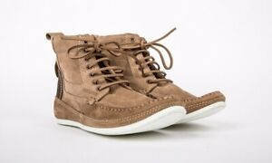 HENLEYS Footwear Smokie Herren Schuhe Winter Boots Stiefel Leder handgefertigt