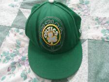 Men's size 6 7/8 New Era Green Celtics  Basketball Cap Hat