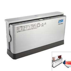 220V Binding Machine Electric Document Hot-melt Thermal Binder Inserter