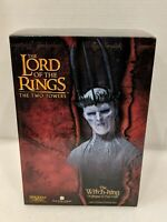 Sideshow Weta Lord Of The Rings The Witch-King Of Angmar Polystone Bust