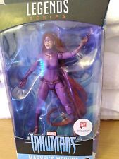 "Marvel Legends Series Inhumans Medusa 6"" Action Figure New Free Shipping"