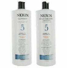 NIOXIN System 5 Cleanser & Scalp Therapy 33.8oz Duo Set
