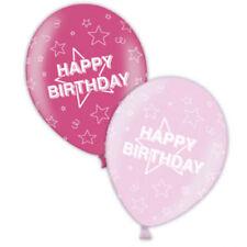 Palloncini rosa Amscan compleanno adulto per feste e party