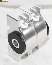 1Pcs EMUSA Engine Torque Mount Kit fit 92-00 Civic 93-97 Civic Del Sol Silver