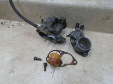 Honda 70 C PASSPORT C70-K1 Moped Engine Parts Carburetor 1972 BG SM384