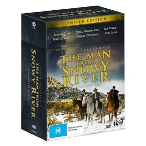 The Man From Snowy River : The Complete Series : NEW DVD