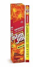 GIANT SLIM JIMS - Original Flavor Slim Jim Snacks Food - Large 24 Count Box