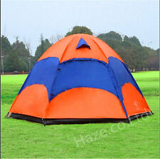5-8 Person Family Instant Tent Hiking Camping Outdoor Waterproof Outdoor Tent
