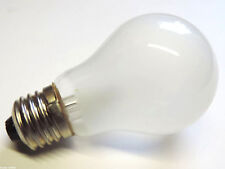 100 Stück Glühlampen Glühbirnen matt E27 Birne 40W Glühbirne Glühlampe