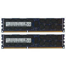 32 GB Kit 2 X 16GB Dell PowerEdge r320 r420 R520 r610 R620 r710 r820 памяти RAM