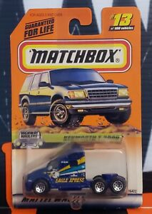 1999 MATCHBOX HIGHWAY HAULERS ** KENWORTH T-2000 ** #13 1:64