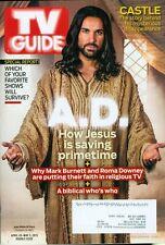 2015 TV Guide: Juan Pablo DiPace - A.D. How Jesus is Saving Primetime/Castle