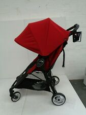 BabyJogger City Mini ZIP Red, Good used condition RRP £269.99
