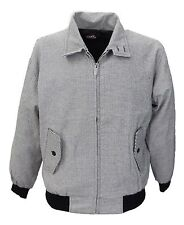 Warrior Classic Dogtooth Harrington Jacket Small to 4Xlarge