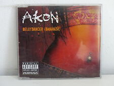 CD 2 titres Belly dancer AKBELLY CDP1