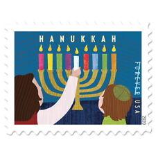 USPS New Hanukkah Pane of 20