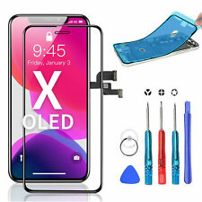 For iPhone X 10 OLED Screen Replacement Display LCD Touch Digitizer Genuine