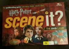 Harry Potter - Scene It? (2005) Board Game - Spellbinding Game - free shipping