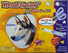 Mostaix Red Series Husky Mosaic Craft Kit