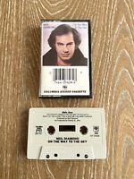 Neil Diamond On the Way to the Sky Cassette Tape 1981 Columbia Records