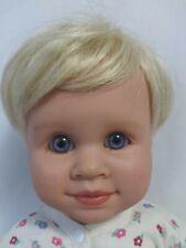 My Twinn Toddler Doll Blonde Lavender Eyes Boy TLC