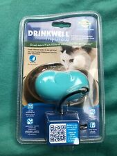 Pet Safe Drinkwell Hydrate Pet Animal H2O Water Filtration System NIB
