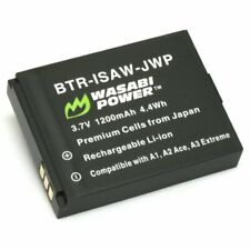 Wasabi Power Battery for ISAW-REP-03 and ISAW A1, A2 ACE, A3 Extreme, ISAW