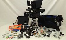 Panasonic 150P AG-HMC AVCCAM Camcorder (USA Pro Spec) ONLY 33 Hours usage