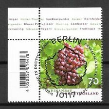 Federal Mi. no 3334 (2017) Stamped With Eat (Berlin)/wine cultivation in Germany