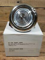 X2 Park Lamp Assembly  For 42 - 47 Commercial & 47 48 Passenger Vehicles Rat Rod
