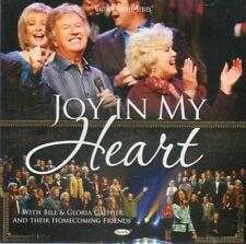Joy In My Heart,Gaither Gospel,Bill & Gloria Gaither & Homecoming Friends,CD,New
