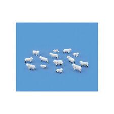 Sheep & Lambs(14) - N gauge Figures - Model Scene 5177
