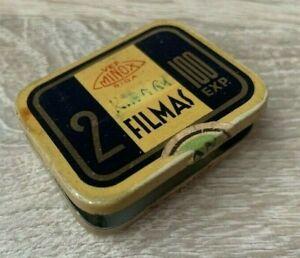 Minox Riga - original tin box VEF Latvia