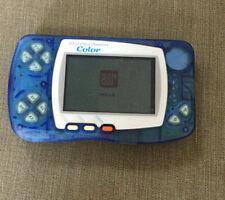 Bandai WonderSwan Color Handheld console Clear Blue