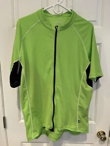 cannondale full zip cycling Jersey