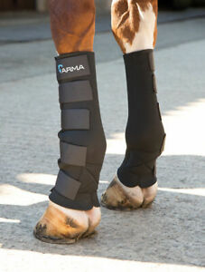NEW Shires Arma Neoprene Horse Mud Socks Turnout Boots Anti Mud Fever Protection