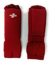 Trace All Around Plus Arm-Guard, Forearm and Hand Protector (Scarlet, Small)