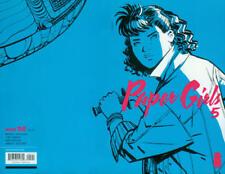 PAPER GIRLS #5 NM 1st print, Brian K. Vaughan, Cliff Chang A, Image Comics 2016