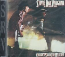 Stevie Ray Vaughan - Couldn't Stand The Weather-Electric Blues Rock Pop Music Cd